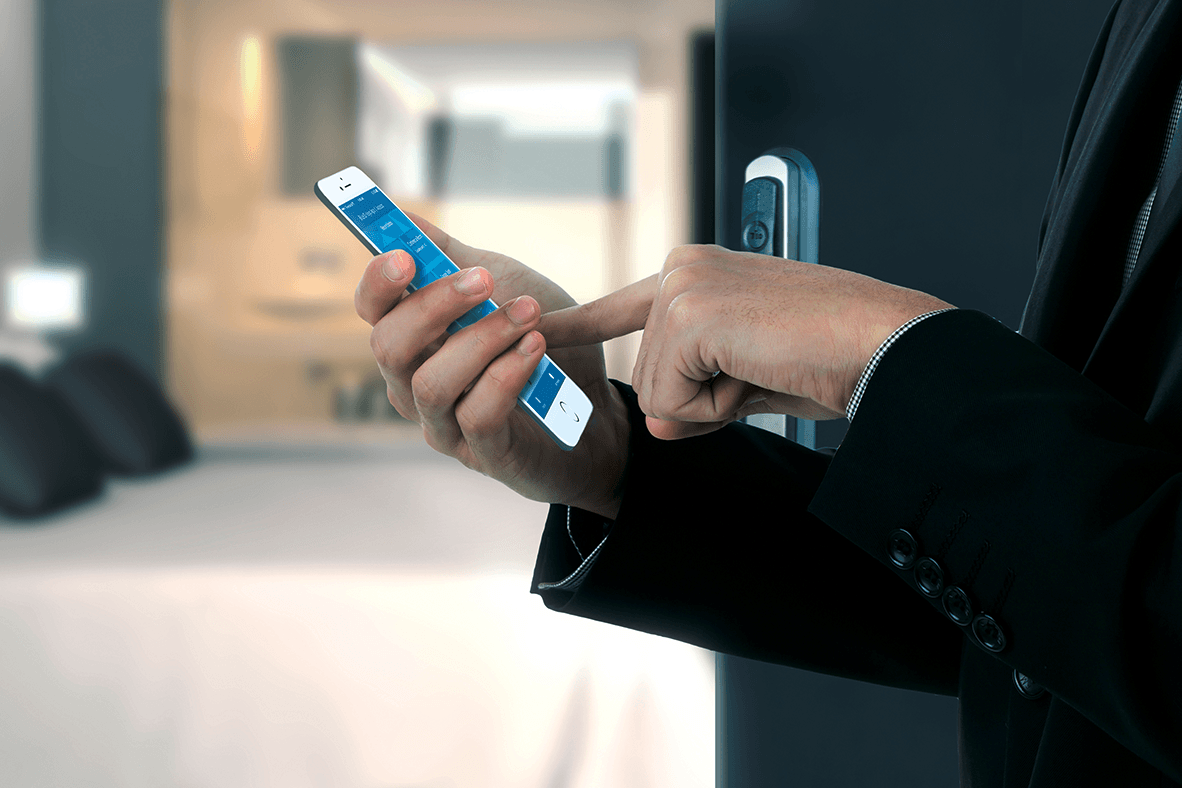 BlueID mobile key