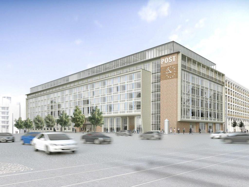 Denkmalneu Leipzig