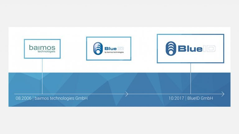 Baimos Technologies changes company name to BlueID GmbH