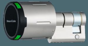Uhlmann und Zacher Electronic Lock half cynlinder CX2126
